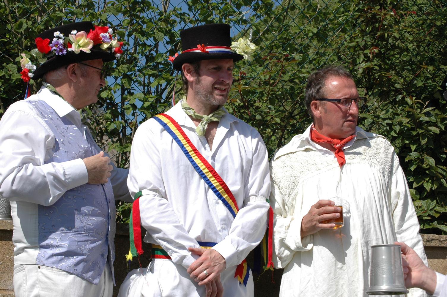 Mister Hemmings Traditional Abingdon Morris Dancers