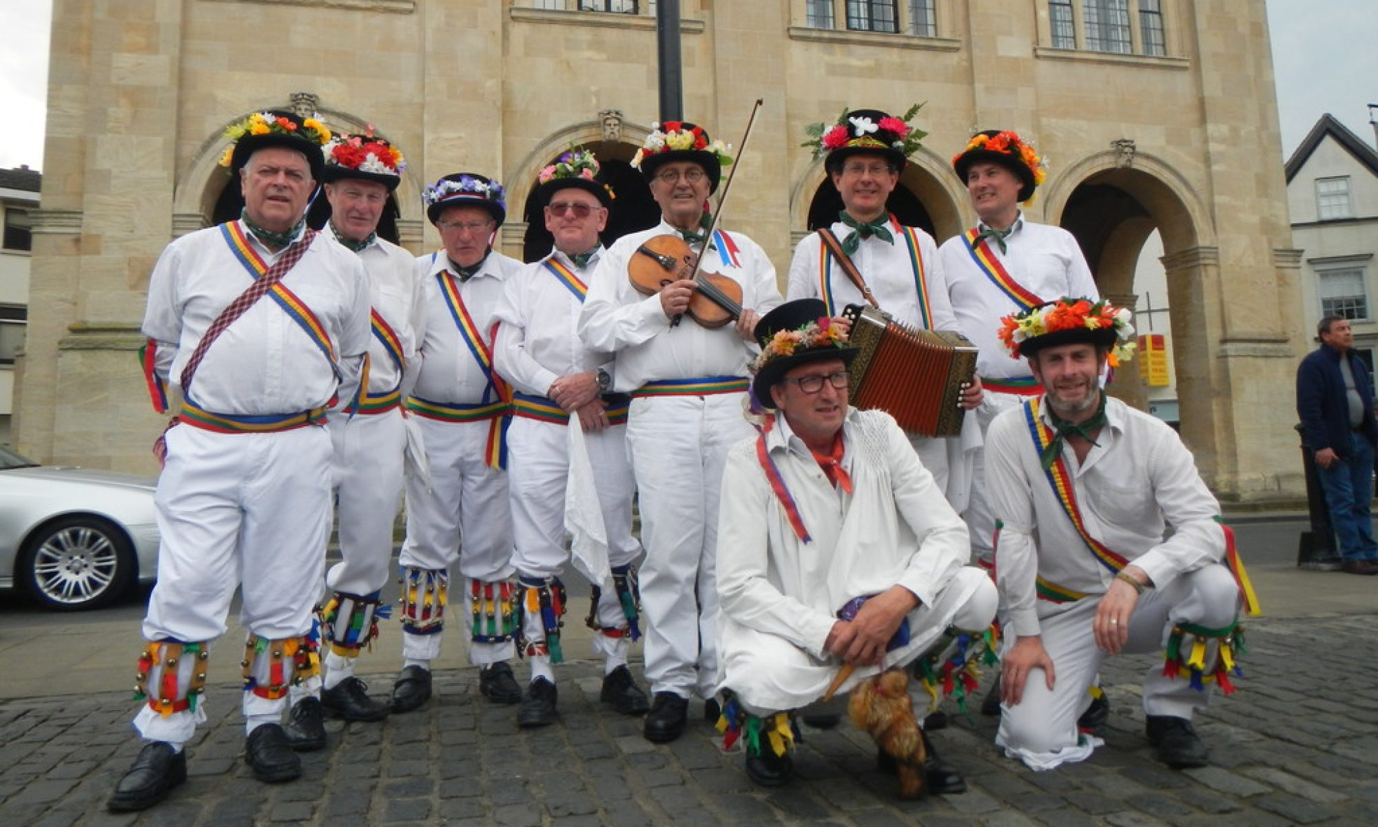 Mister Hemmings Traditional Abingdon Morris Dancers